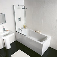Olney Bow Double Ended Bath End Panel