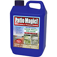 Patio Magic Hard Surface Cleaner - 5L