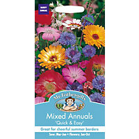 Mixed Annuals Seeds