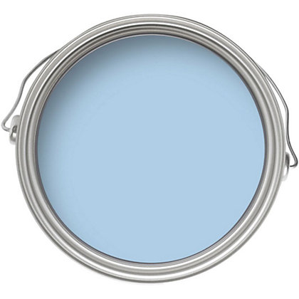 Image for Crown Breatheasy Powder Blue - Matt Emulsion Paint - 2.5L from StoreName