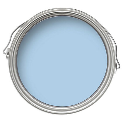 Image for Crown Breatheasy Powder Blue - Matt Emulsion Paint - 5L from StoreName