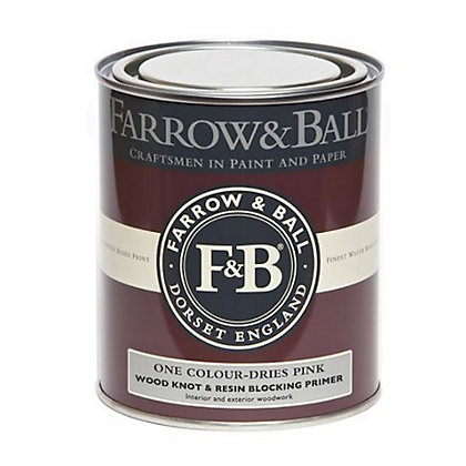 Image for Farrow and Ball Wood Knot & Resin Blocking Primer - 750ml from StoreName