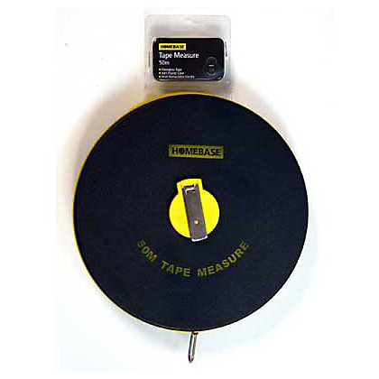 Image for Fibreglass Tape Measure - 50m from StoreName