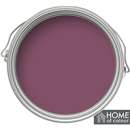 Image for Home of Colour Jazzberry - Silk Emulsion Paint - 5L from StoreName