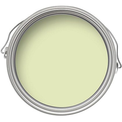 Image for Crown Breatheasy Soft Lime - Matt Emulsion Paint - 2.5L from StoreName