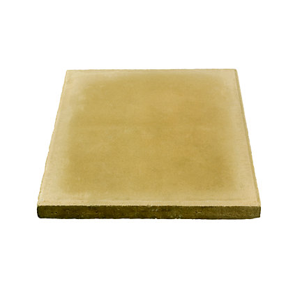 Image for Brett Smooth Paving Single Size Patio Pack 600x600mm 10.80sq m 30 Pack - Buff from StoreName