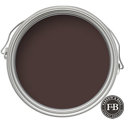 Image for Farrow & Ball No.255 Tanners Brown - Full Gloss Paint - 750ml from StoreName