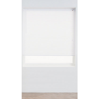 Image for White PVC 25mm Venetian Blind - 60cm from StoreName