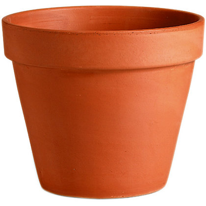 Image for Terracotta Plant Pot - 11cm from StoreName