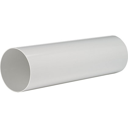 Image for Round Ducting Pipe 350mm 4in from StoreName