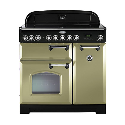Image for Rangemaster 100900 Classic Deluxe 90cm Induction Range Cooker from StoreName