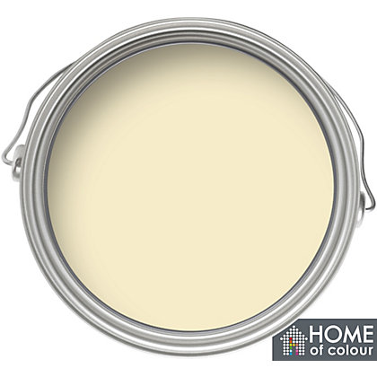 Image for Home of Colour Kitchen and Bathroom Sunlight - Soft Sheen Emulsion Paint - 2.5L from StoreName