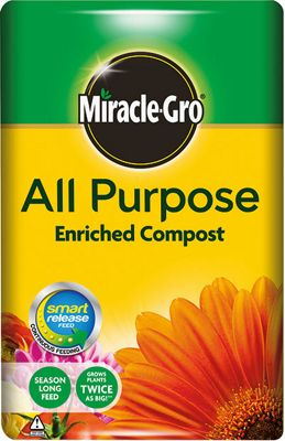 Miracle-Gro All Purpose Compost - 50L