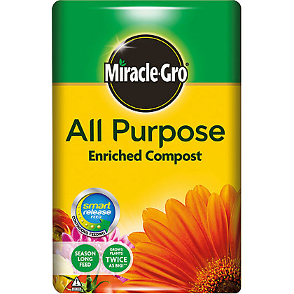 Image for Miracle-Gro All Purpose Compost - 50L from StoreName