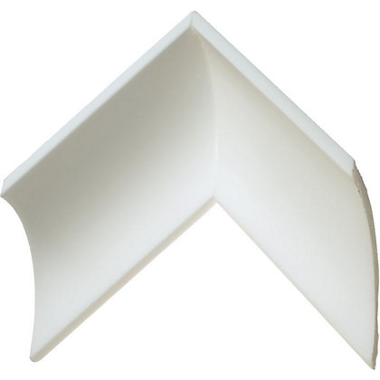 Image for Coving Corner Pack - White - 100mm - 2 Pack from StoreName
