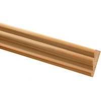 Richard Burbidge Decorative Moulding - Pine - 2400 x 20 x 8mm