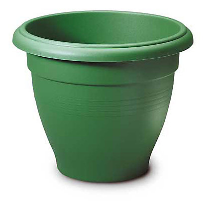 Image for Palladian Plant Pot in Green - 40cm from StoreName