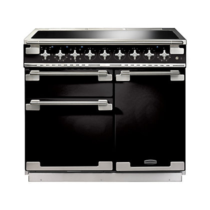 Image for Rangemaster 100169 Elise 100cm Induction Range Cooker - Gloss Black from StoreName