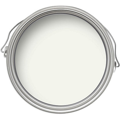 Image for Crown Breatheasy Milk White - Matt Emulsion Paint - 2.5L from StoreName