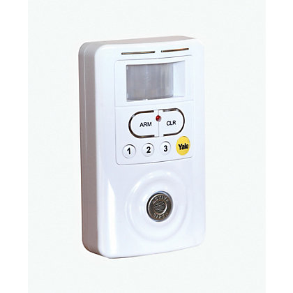 Image for Yale Alarm With Pir Motion Detector from StoreName