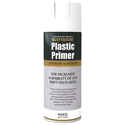 Image for Rust-Oleum Plastic Primer - 400ml from StoreName