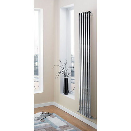 Image for Hampton Single Radiator - 1800mm x 232mm - White from StoreName