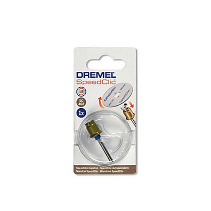 Image for Dremel Speed Clic Mandrel from StoreName