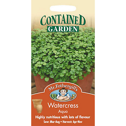 Image for Watercress Aqua (Nasturtium Officinale) Seeds from StoreName