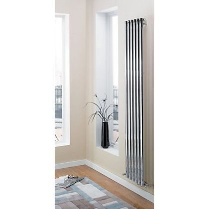 Image for Hampton Single Radiator - 1800mm x 352mm - White from StoreName