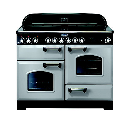Image for Rangemaster 100660 Classic Deluxe 110cm Range Cooker - Royal Pearl from StoreName