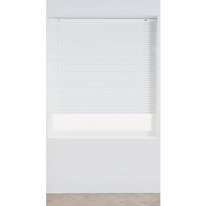 Image for Home of Style White Aluminium 25mm Venetian Blind - 60cm from StoreName