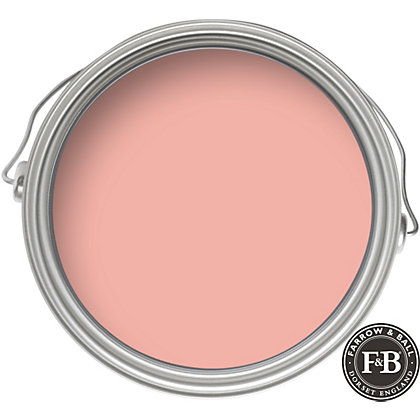 Image for Farrow & Ball Estate No.246 Cinder Rose - Eggshell Paint - 2.5L from StoreName