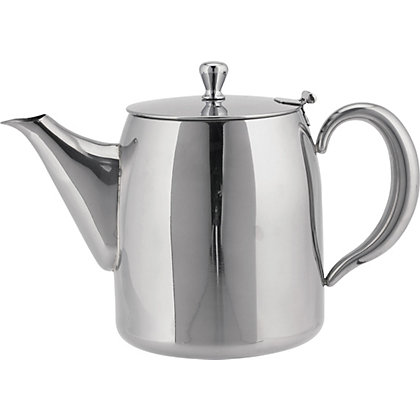 Image for Home of Style Traditional Stainless Steel Teapot - 1000ml from StoreName