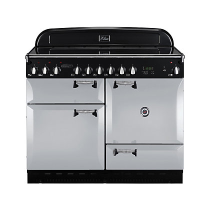 Image for Rangemaster 100720 Elan 110cm Range Cooker - Royal Pearl from StoreName