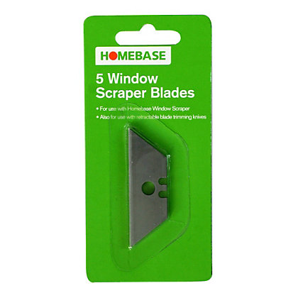 Image for Spare Blades Window Scraper from StoreName