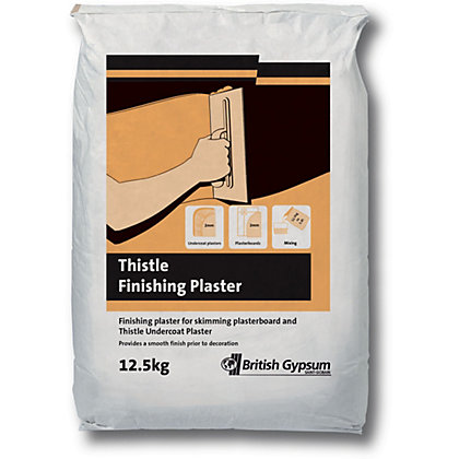 Image for Thistle Finishing Plaster - 12.5kg from StoreName