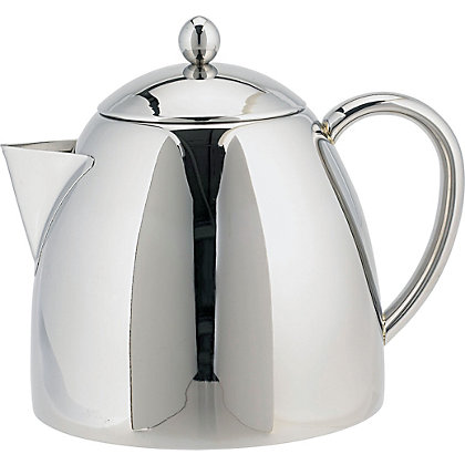 Image for Home of Style Modern Stainless Steel Teapot - 1200ml from StoreName