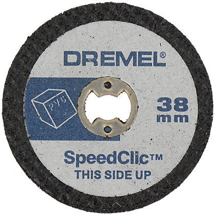 Image for Dremel SpeedClic Plastic Cutting Wheels (5pc) from StoreName