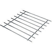 Square Trivet - Chrome