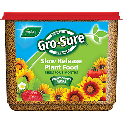 Image for Gro-Sure Slow Release Plant Food- 2kg from StoreName