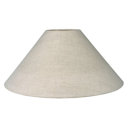 Image for Coolie Lampshade - Oatmeal - 38cm from StoreName