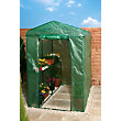 Versatile Greenhouse and Cover