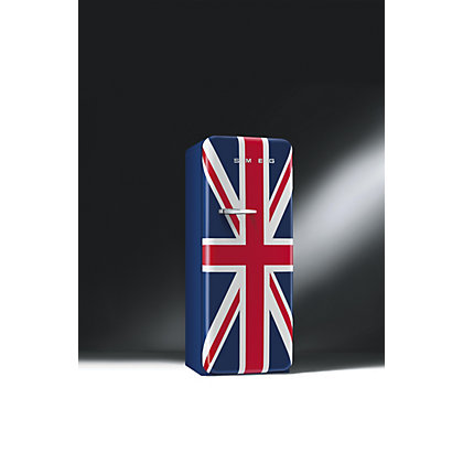Image for Smeg FAB28QUJ1 Right Hand Hinged Fridge with Ice Box - Union Jack from StoreName