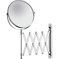 Living Extendable Shaving Mirror - Chrom
