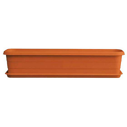 Image for Terracotta Terrace Trough - 80cm from StoreName