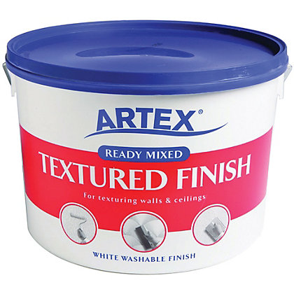 Image for Artex Ready Mixed Textured Finish - 10L from StoreName