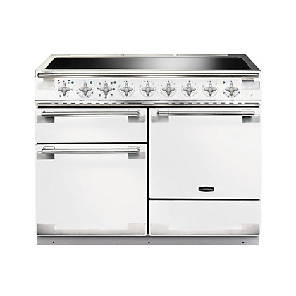 Image for Rangemaster Elise 110cm Induction Electric Range Cooker - White from StoreName