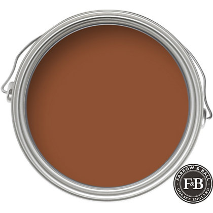 Image for Farrow & Ball Eco No.244 London Clay - Exterior Eggshell Paint - 750ml from StoreName