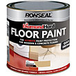 Ronseal Diamond Hard Pebble Stone - Floor Paint - 750ml