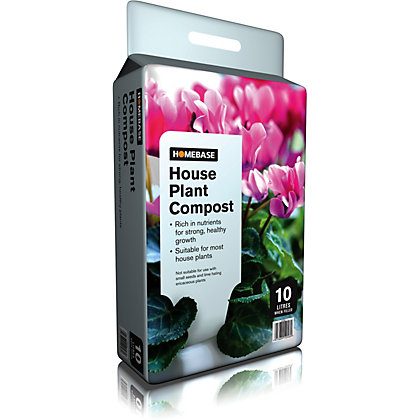 Image for Homebase House Plant Compost - 10L from StoreName